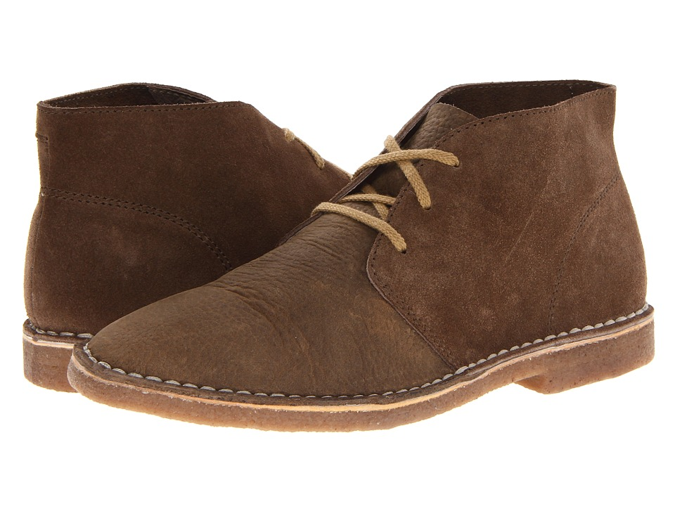 SeaVees - 12/67 3 Eye Chukka (Sage Tumbled Leather/Suede) Men