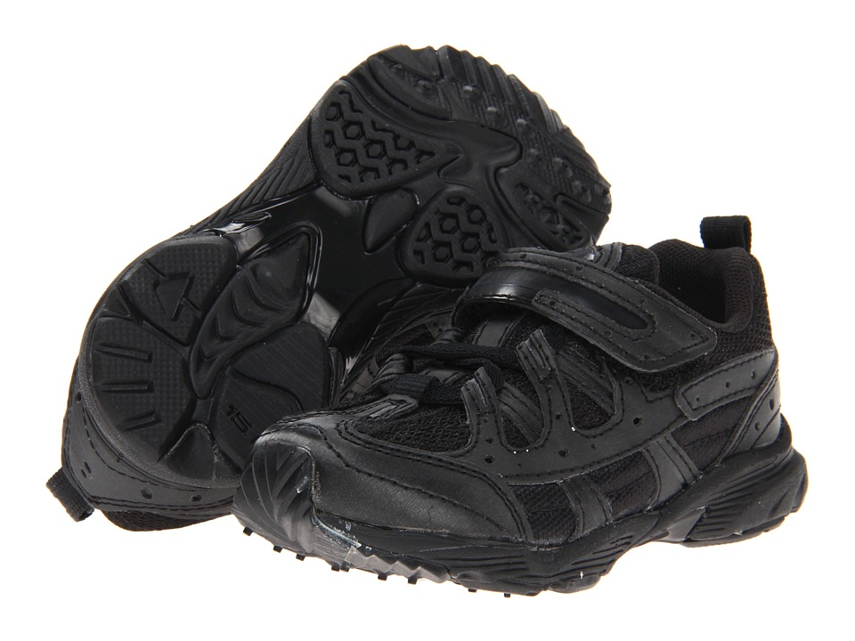 Tsukihoshi Kids - Speed (Toddler/Little Kid) (Black/Noir) Boys Shoes