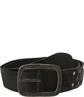 John Varvatos - 40mm Strap with Embossed & Washed