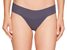 Hanky Panky BARE(r) Eve Natural Rise Thong Rolled