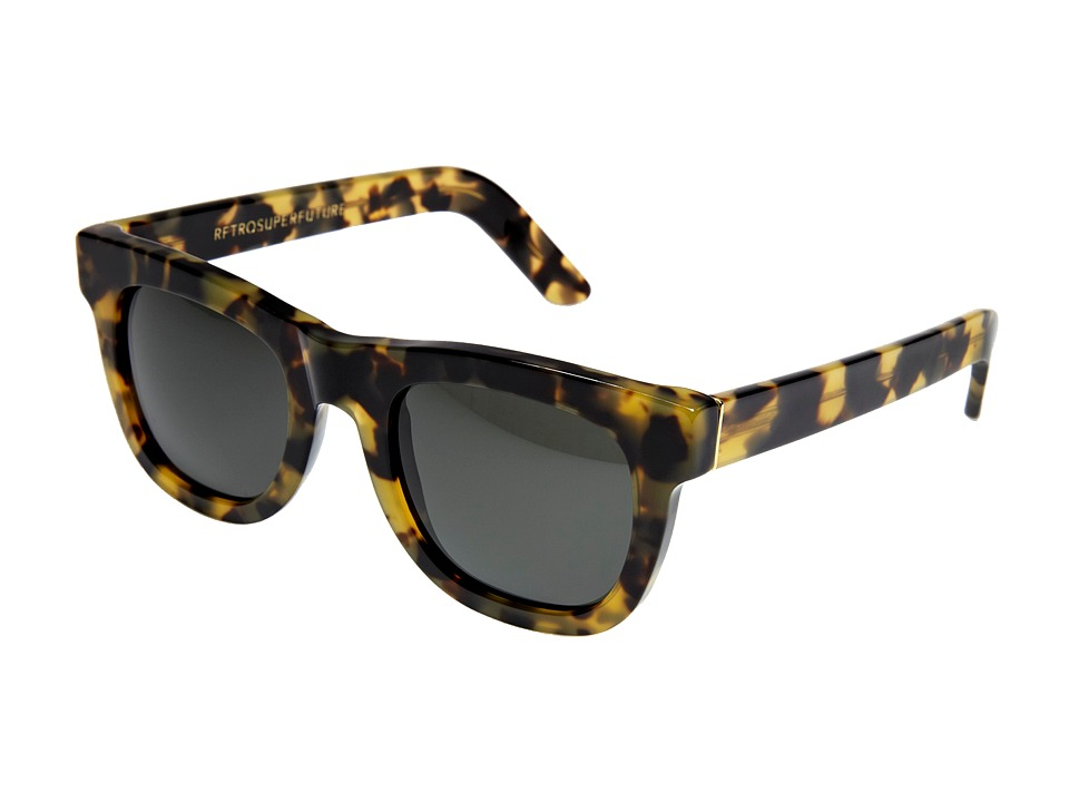Super Ciccio Summer Safari Cheetah Plastic Frame Fashion Sunglasses
