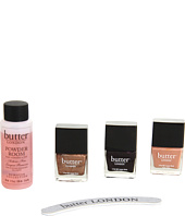 Butter London - Savile Row Exclusive Trio