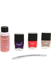 Butter London - The Strand Exclusive Trio