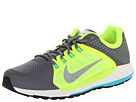 Nike - Zoom Elite+ 6 (Cool Grey/Volt/Gamma/Blue/Reflect Silver)