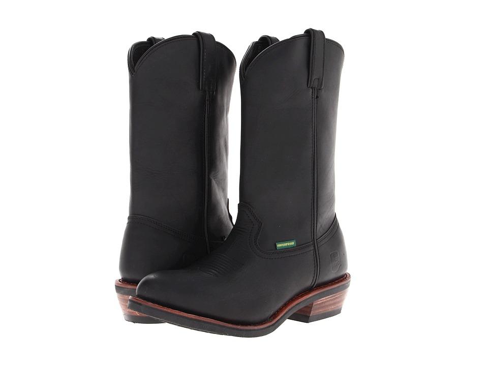 Dan Post - Albuquerque (Black) Cowboy Boots