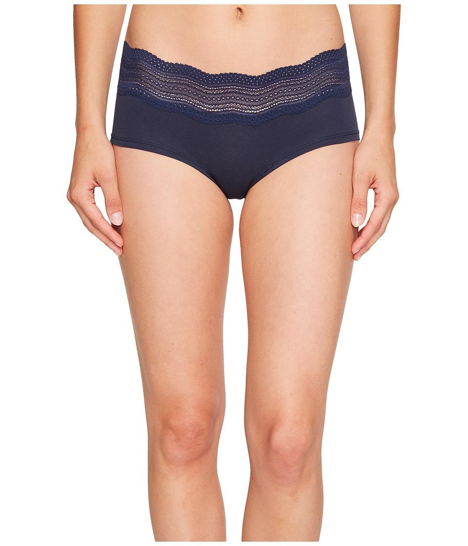 Cosabella Dolce Boyshort (Navy Blue) Women's Underwear