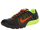 Nike - Zoom Wildhorse (Dark Charcoal/Volt/Urban Orange)