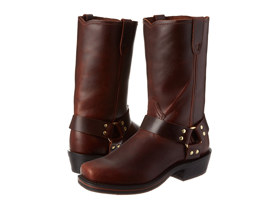 Dingo - Dean (Mahogany) Cowboy Boots