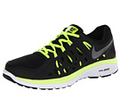 Nike - Dual Fusion Run 2 (Black/Volt/White/MTLC Cool Grey)