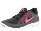 Nike - Free 5.0+ (Charred Grey/Mercury Grey/Summit White/Pink Foil)
