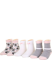 Robeez - 6pk Bootie Socks - Modern Dots (Infant)