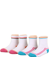 Robeez - 4pk Bootie Socks - Athletic (Infant)