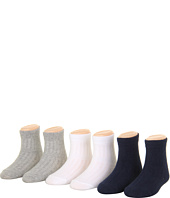 Robeez - 6pk Bootie Socks - Basics (Infant)
