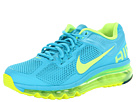 Nike - Air Max + 2013 (Gamma Blue/Volt)