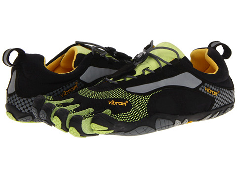 Vibram FiveFingers Bikila LS, Black Green