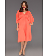 Rachel Pally Plus - Plus Size Knee Length Caftan