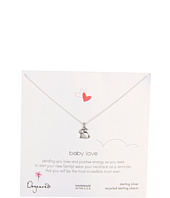 Dogeared Jewels - Mom Baby Love Bunny Necklace