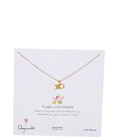 Dogeared Jewels - Mom Hugs & Kisses XO Necklace