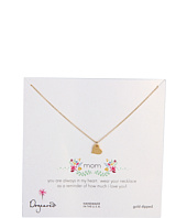 Dogeared Jewels - Mom Sparkle Heart Necklace