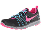 Nike - Flex Trail 2 (Black/Gamma Blue/Cool Grey/Pink Foil)