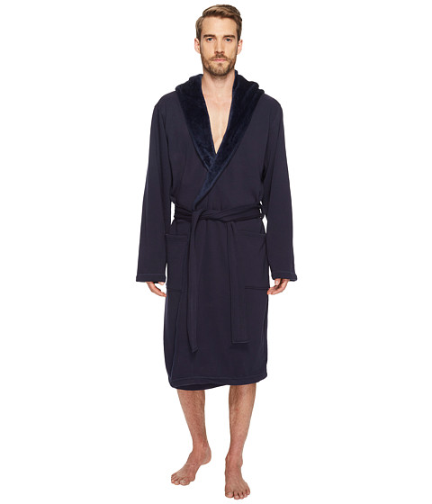 UGG Brunswick Robe - Navy