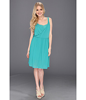 Jessica Simpson - Twist Strap Blouson Drape Dress