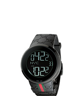 Gucci - I-Gucci 44mm Digital Rubber Strap Watch-YA114207