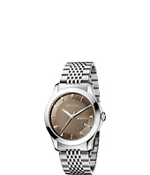 Gucci - G-Timeless 38mm Stainless Steel Watch-YA126406
