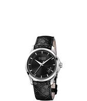 Gucci - G-Timeless 38mm Leather Strap Watch-YA126413