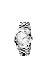Gucci - G-Timeless 38mm Stainless Steel Watch-YA126401