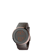 Gucci - I-Gucci 44mm Digital Rubber Strap Watch-YA114209