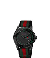 Gucci - G-Timeless 40mm Nylon Strap Watch-YA126229