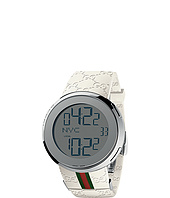 Gucci - I-Gucci 44mm Digital Rubber Strap Watch-YA114214
