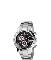 Gucci - G Chrono 44mm Chronograph Stainless Steel w/ Diamonds Watch-YA101324
