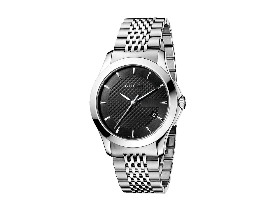Gucci - G-Timeless 38mm Stainless Steel Watch-YA126402