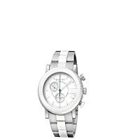 Gucci - G Chrono 44mm Chronograph Steel and Ceramic Watch-YA101345