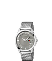 Gucci - G-Timeless 40mm Stainless Steel Mesh Watch-YA126301
