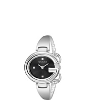 Gucci - Guccissima 36mm Stainless Steel Bangle Watch-YA134301
