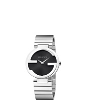 Gucci - Interlocking 37mm Stainless Steel Watch-YA133307