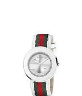 Gucci - U-Play 35mm Nylon Strap Watch-YA129411