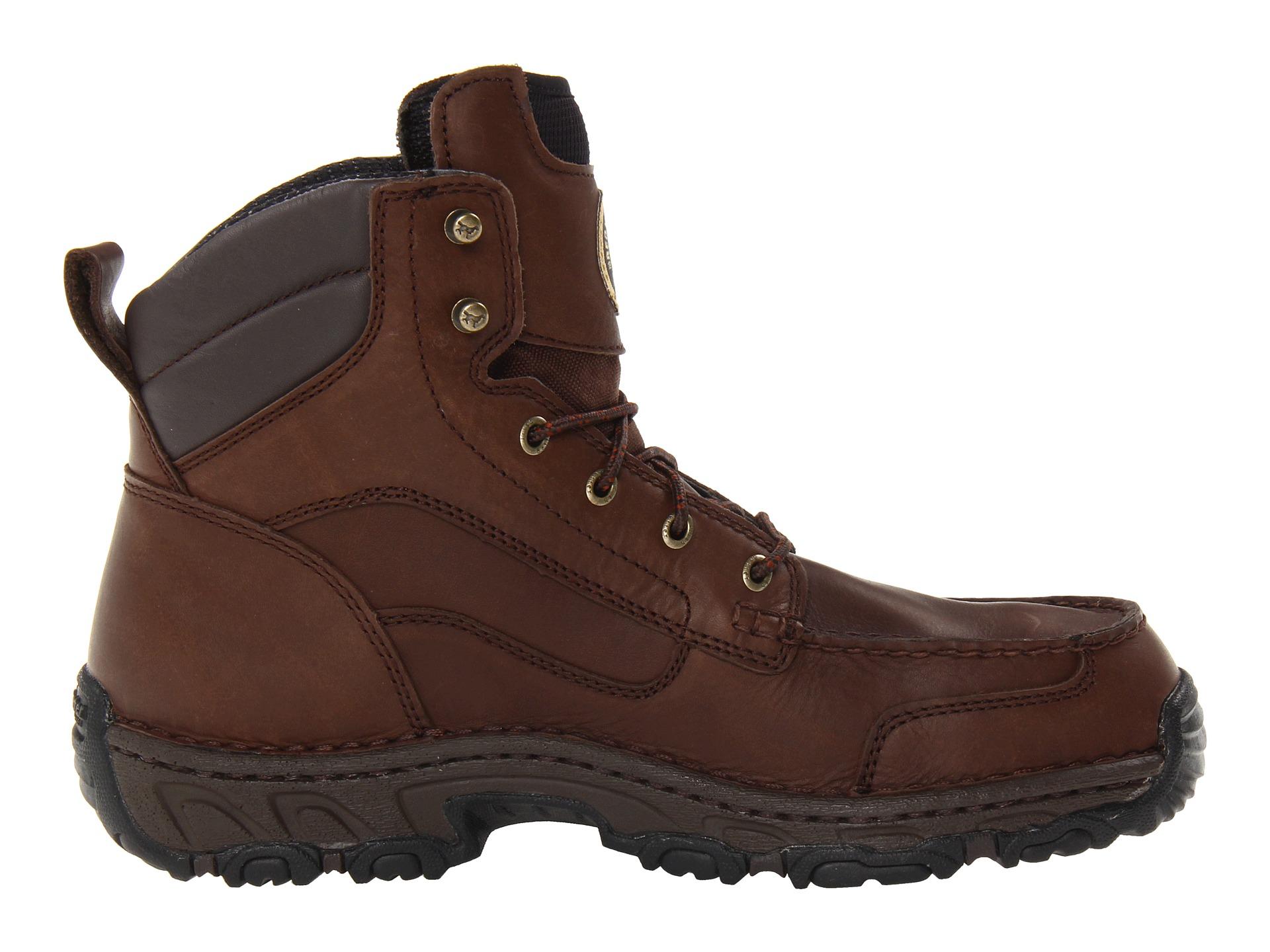 "Irish Setter Havoc 7"" Boot Brown - Zappos.com Free Shipping BOTH Ways Irish Setter Upland Boots"
