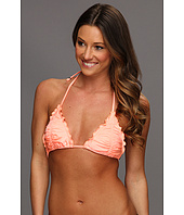 Seafolly - Shimmer Shirred Solid Tri Top