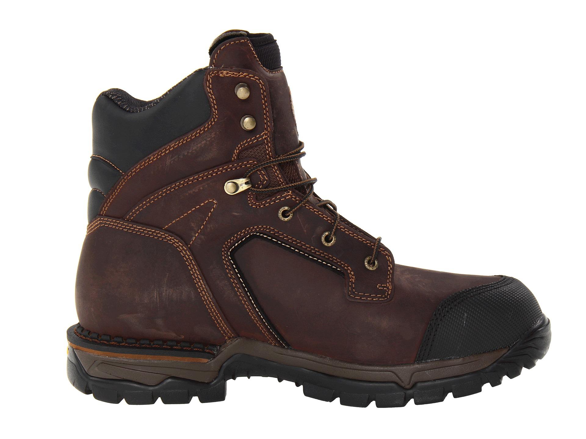Irish Setter 6 Steel Toe Boots Video