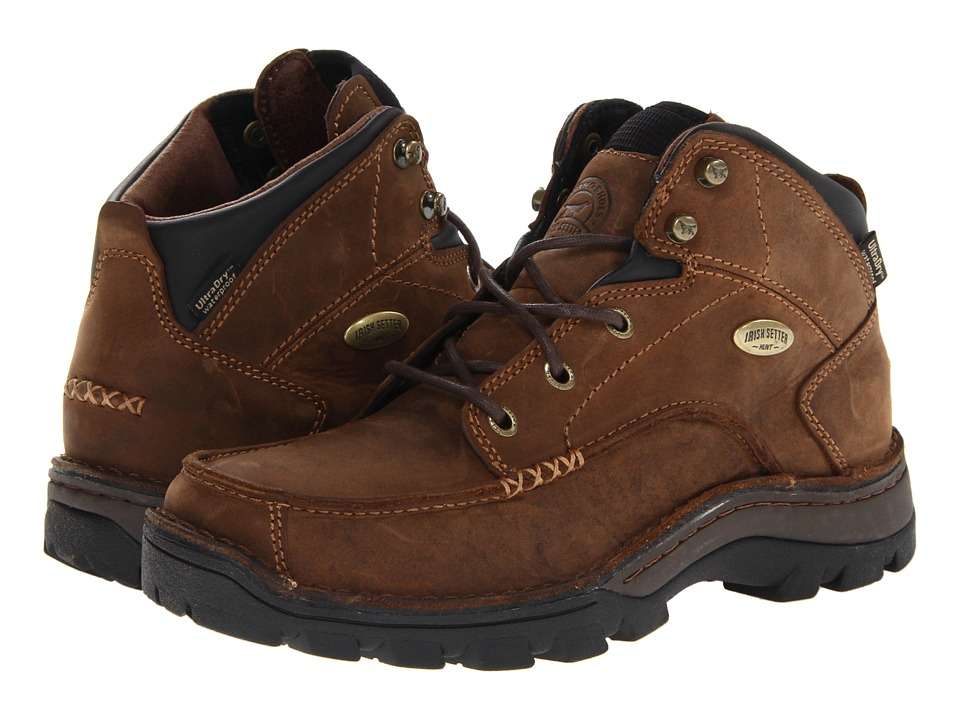 Irish Setter Borderland Chukka (Brown) Men's Boots