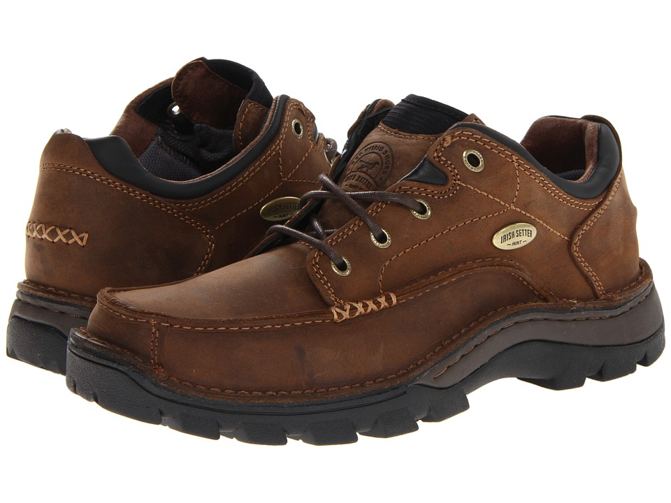 Irish Setter - Borderland Oxford (Brown) Men