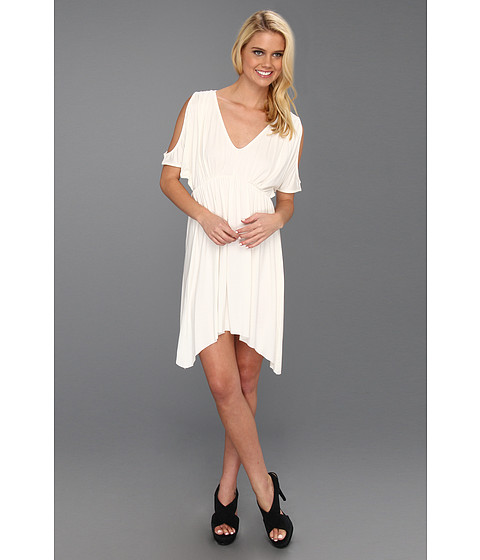 Cheap Rachel Pally Shadow Dress White