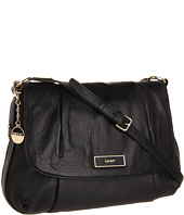 DKNY - Crosby Ego Leather Flap Hobo