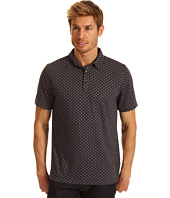 DKNY Jeans - S/S Geo Pattern Burnout Polo