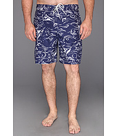 Nautica Big & Tall - Big & Tall Swordfish Boardshort