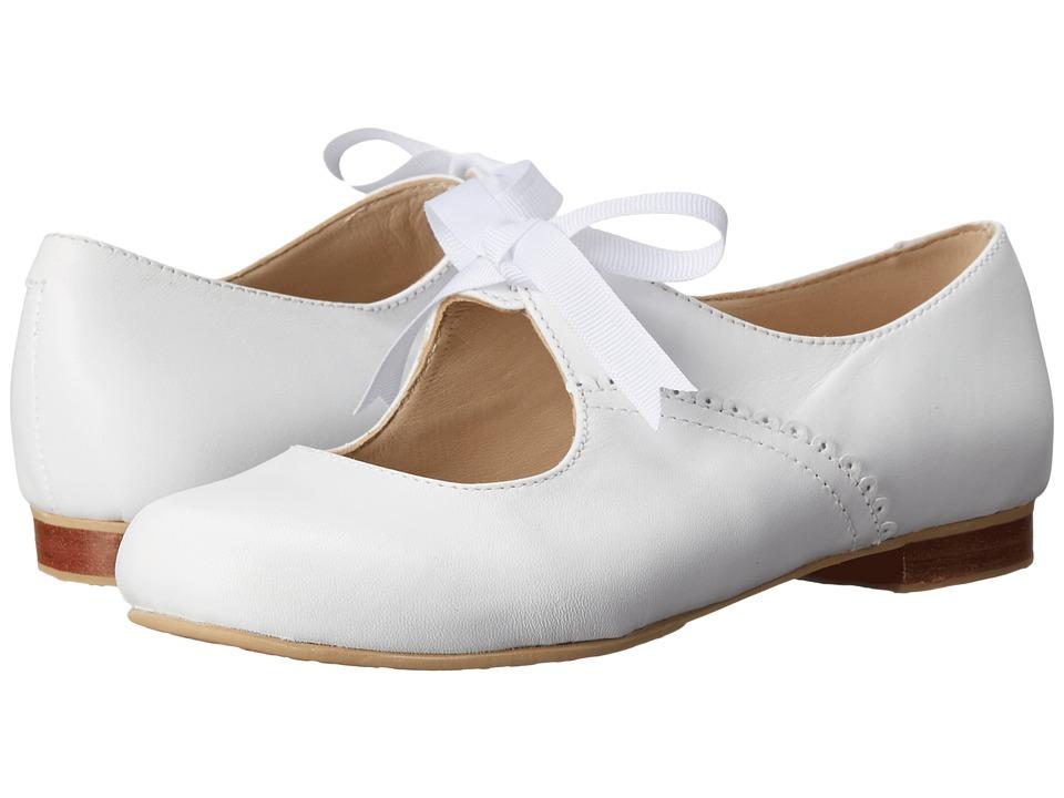 Elephantito Sabrina Toddler/Little Kid White Girls Shoes